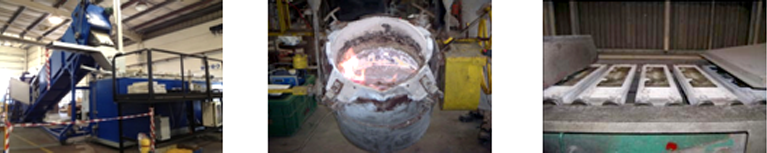 Magnesium Protection Gas Mixer